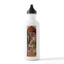 Hieronymus Bosch - Death and the Miser Water Bottl