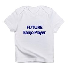 Future Banjo Player Infant T-Shirt