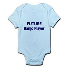 Future Banjo Player Body Suit