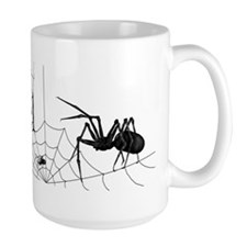Customised Spider Mug for Michael