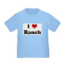 I Love Ranch T