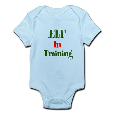Elf In Training Body Suit