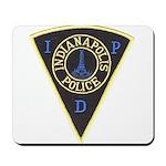 Indianapolis Police Mousepad