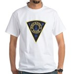 Indianapolis Police White T-Shirt