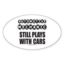 AUTO MECHANIC Decal