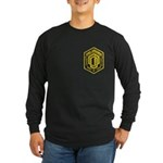 Oklahoma Corrections Long Sleeve Dark T-Shirt