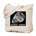 Crystal Skull Synergy Tote Bag