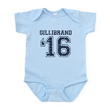 Gillibrand 2016 Infant Bodysuit