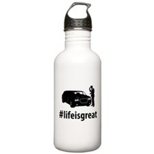 Limo Driver Water Bottle