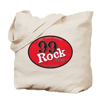 99Rock Tote Bag
