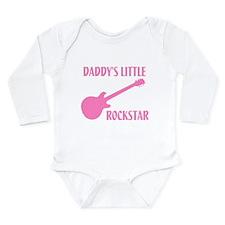 Daddy's Little Rockstar - Body Suit
