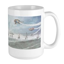 Sailing the Seven Skies Mug 15oz