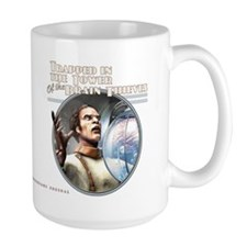 Thrilling Tales: Toaster With TWO BRAINS Mug 15oz