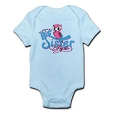 Going to be a Big Sister Again! Infant Bodysuit