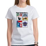 Multi - Illegal Immigration Tee