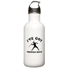 I've got Throwing skills Water Bottle