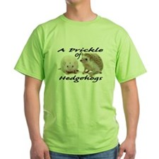 Prickle of Hedgehogs T-Shirt