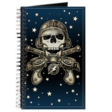 Space Pirate (Rayguns) Journal