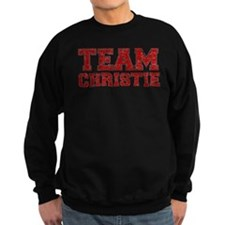 Team Christie Sweatshirt