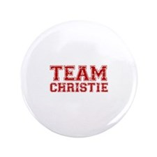 "Team Christie 3.5"" Button"