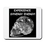 Crystal Skull Synergy Mousepad