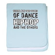 Hiphop designs baby blanket