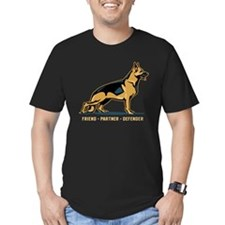 German Shepherd Friend T-Shirt