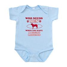 Belgian Laekenois mommy designs Infant Bodysuit