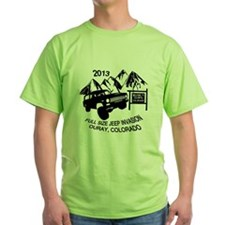 Ouray FSJ Invasion 2013 T-Shirt