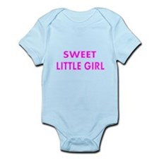 SWEET LITTLE GIRL Body Suit