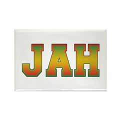 JAH Rectangle Magnet (100 pack)