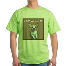 70th Birthday Humor (Dog) T-Shirt