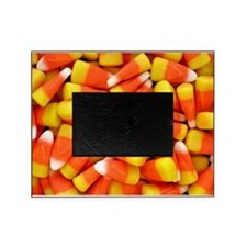 Candy Corn Halloween Shirt Picture Frame