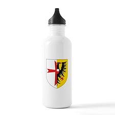 5 Schnellbootgeschwader Wappen Water Bottle