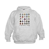 Lots of Penguins Hoody