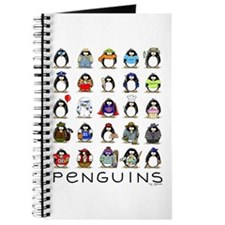Lots of Penguins Journal