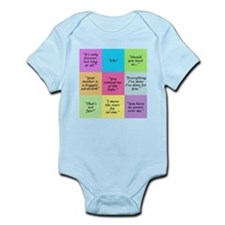 Labyrinth Quotes Body Suit