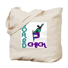 BoardChick II Tote Bag