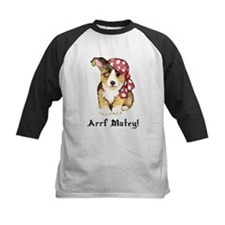 Welsh Corgi Pirate Tee