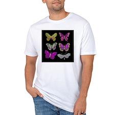 Spinal Chakra Chart Peformance Dry T-Shirt