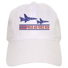 Proud Air Force Mom Baseball Cap
