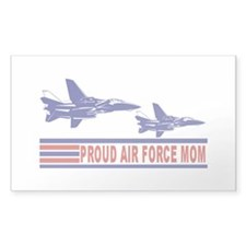 Proud Air Force Mom Decal