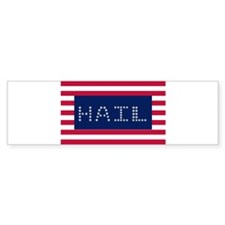 HAIL Bumper Bumper Sticker