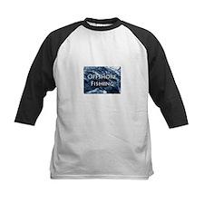 Offshore Fishing Tuna Logo Baseball Jersey