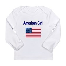 American Girl Long Sleeve T-Shirt