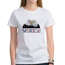 Murica! Bald Eagle T-Shirt