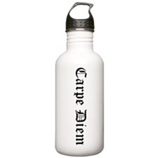 Seize the Day Water Bottle