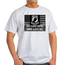 Pow-Mia All Gave Some Some Gave All T-Shirt