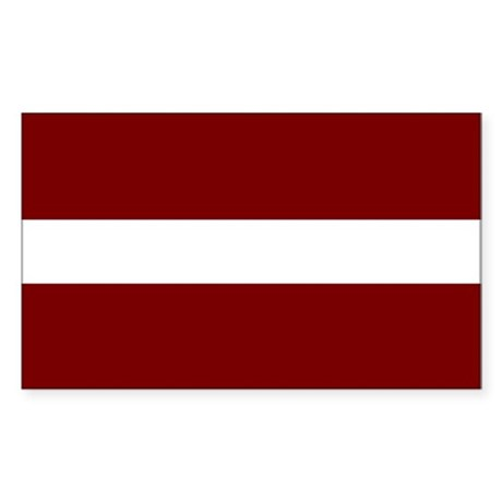 FLAG Rectangle Sticker