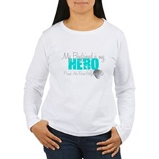 BF is my hero Long Sleeve T-Shirt